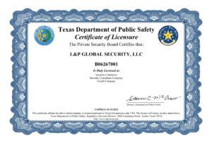 Top Local Private Security Guard Companies In Dallas